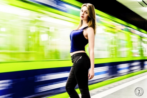 U-Bahn Shoot